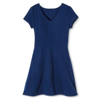 Merona® Women's Textured Knit Dress - Solids