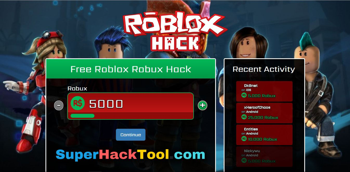 Robux Hack Legit 2018 The Hacked Roblox Game - how to hack roblox for robux 2018