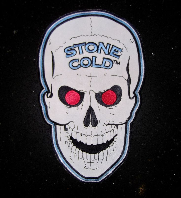 Stone Cold Skull Wallpaper
