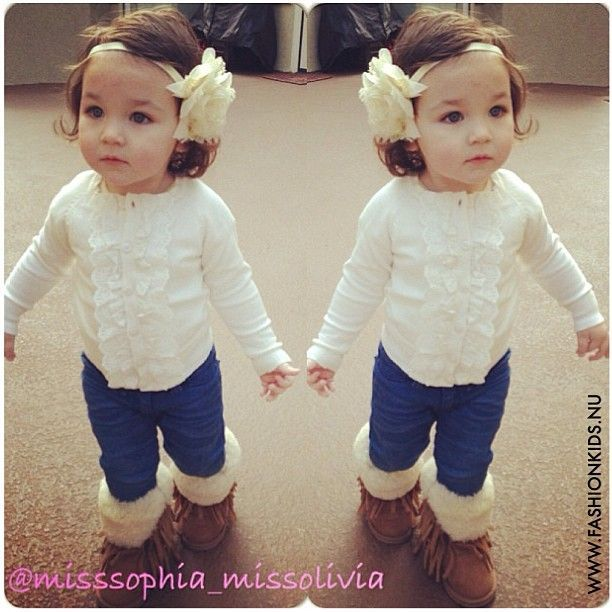 Yu Babygirl Outfit Idea Girl Fashion Kids Fashion Baby Girl