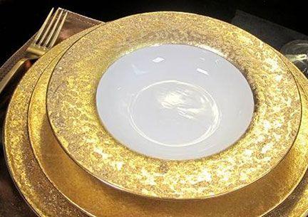 Porcel Or Dinnerware | Gracious Style | Wedding China/Dinnerware ...