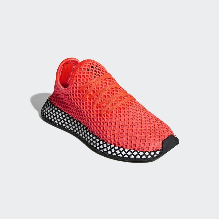 the best attitude 2adaf 3a7d3 Deerupt Runner Shoes Solar Orange 5.5 Kids