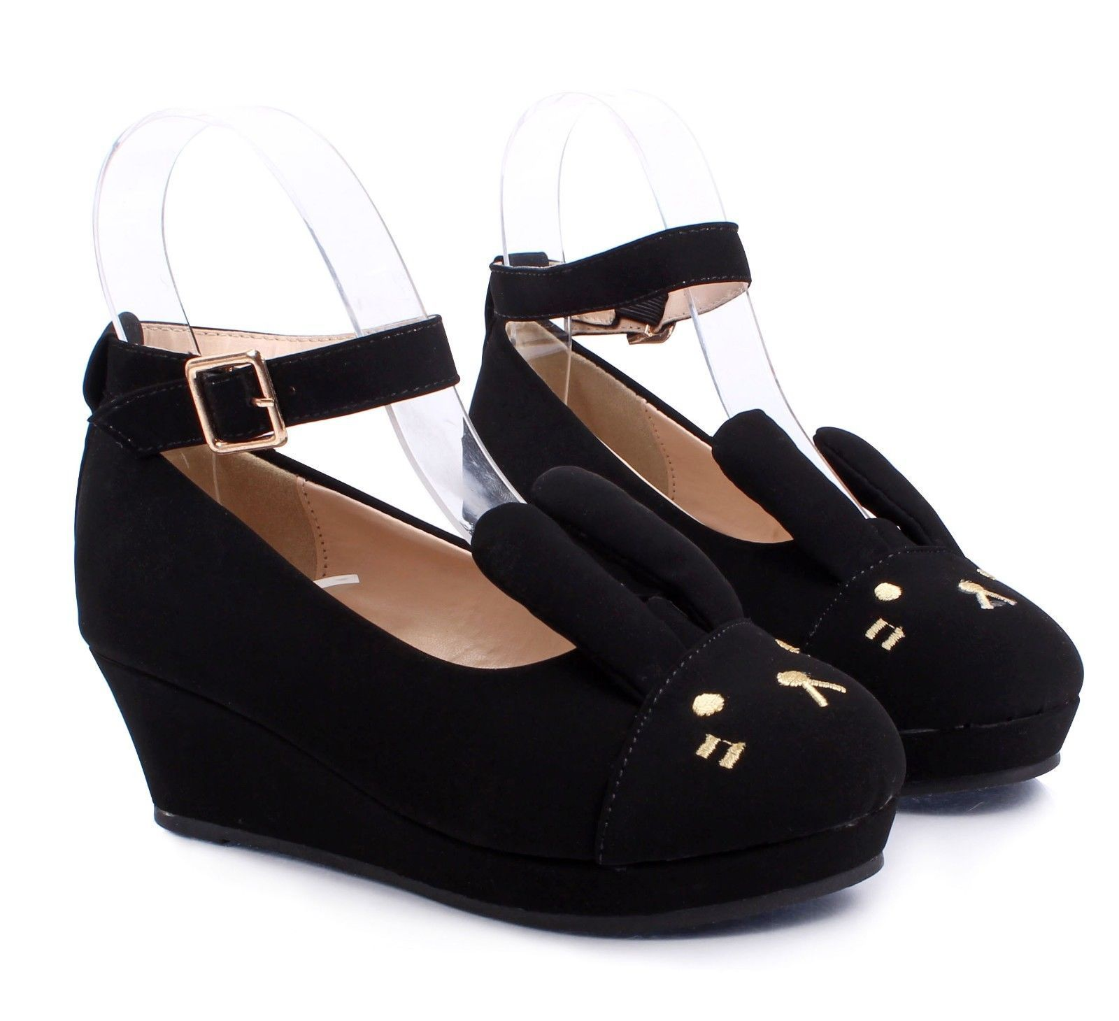 Wedge High Heels Youth Shoes