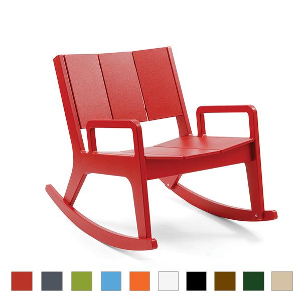No 9 Outdoor Rocker Chair Rocker Chairs Lounge Chair Outdoor Modern Outdoor Furniture