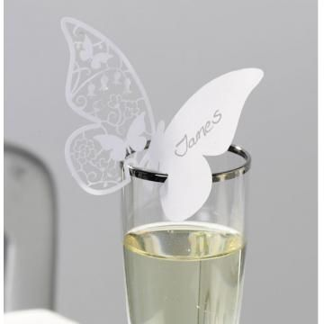 Butterfly Place Card | Wedding & Event Planning | Pinterest ...