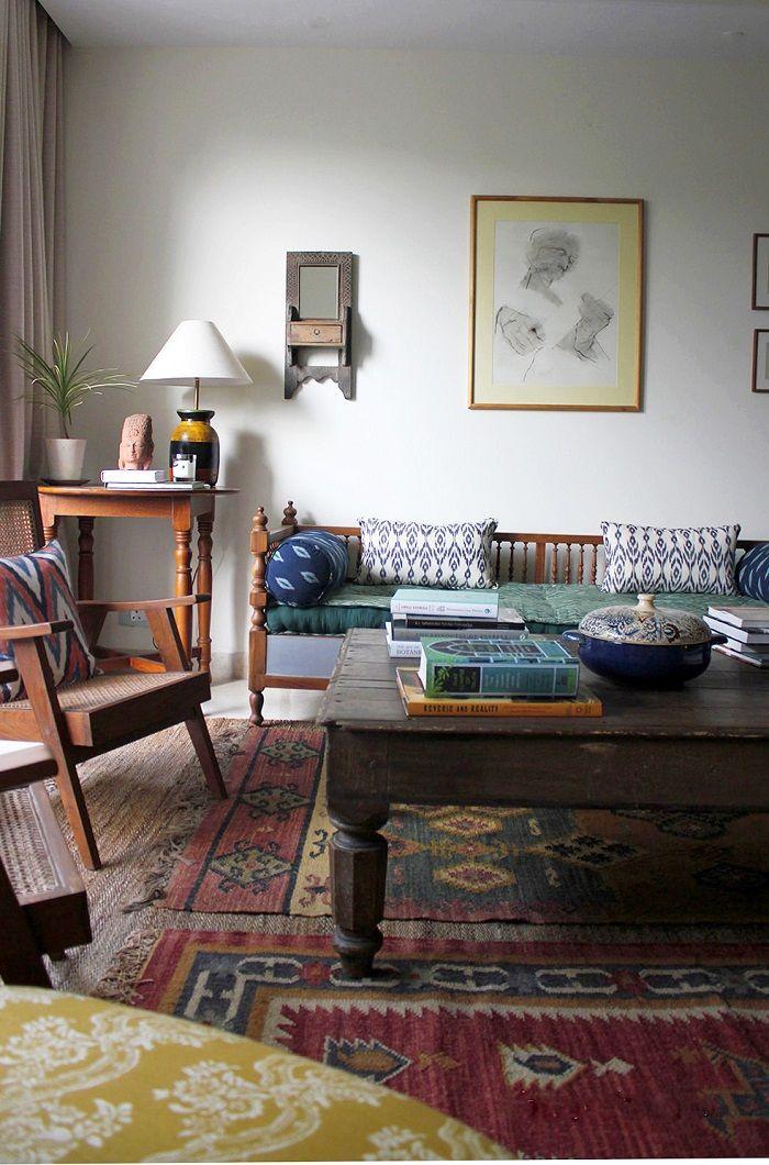 Drawing Room Sofa Designs India: Shivani Dogra – An Indian Summer™