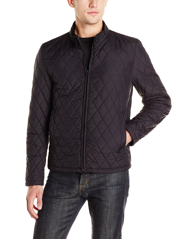 Goodsouls mens quilted 4 pocket jacket