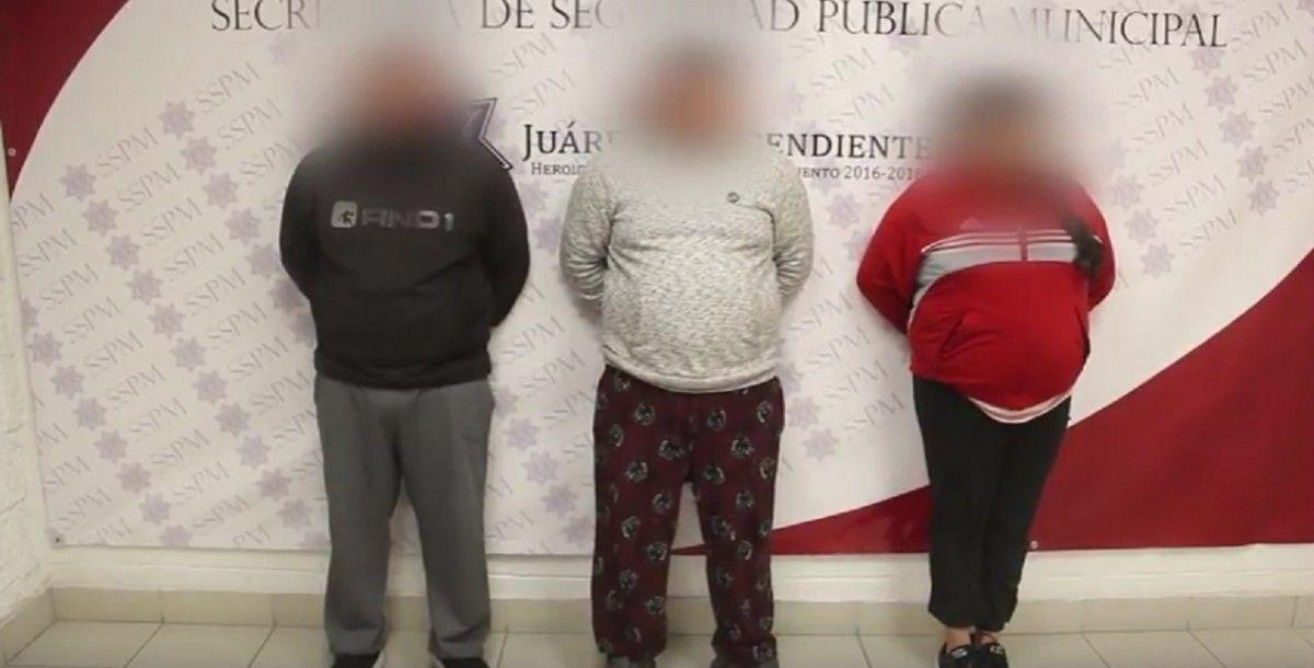 Los detienen por exceso de velocidad, ofrecen mordida en revisión encuentran maleta con 374 mil 480 pesos en Juárez | El Puntero