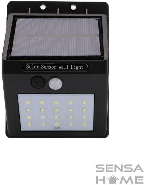 solar led lamp met bewegingssensor op zonne energie tuinverlichting met 16 led lampen sensahome deze sensor solar lamp best