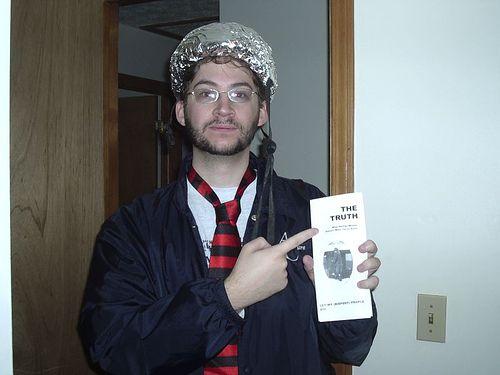Origin of the term 'tin foil hat' - Business Insider