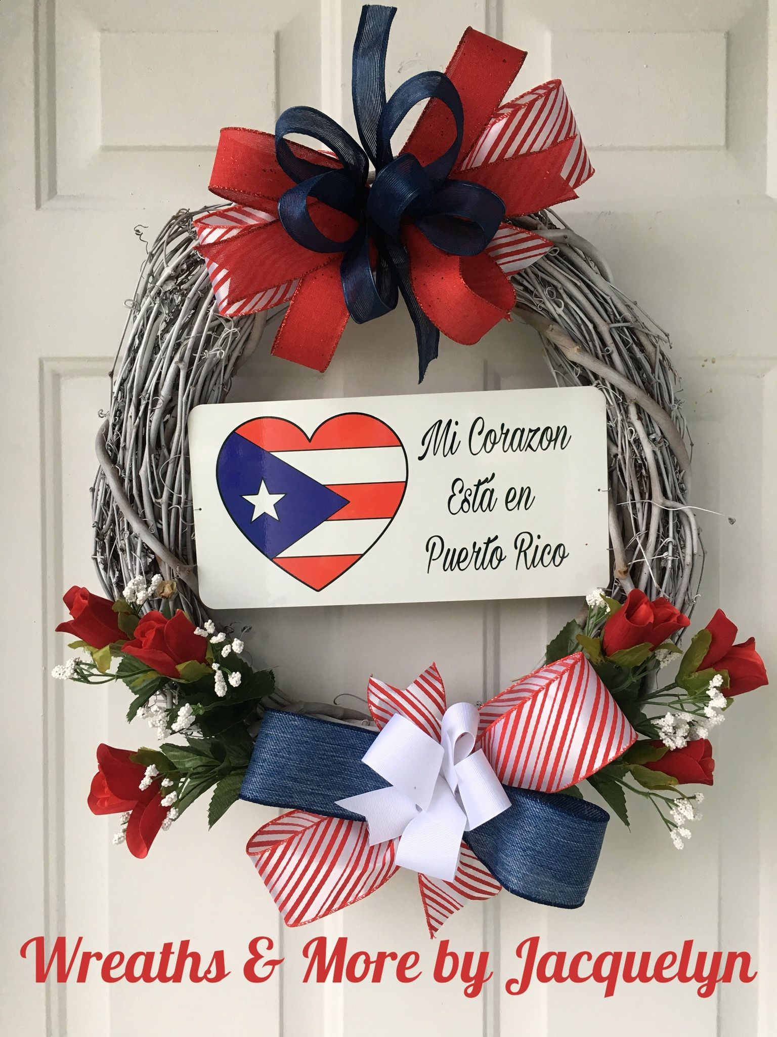 Puerto Rico Christmas 2020 This item is unavailable in 2020 | Christmas decorations, Flag