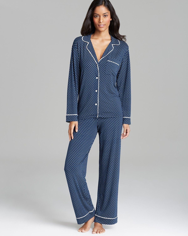 Eberjey Sleep Chic Pajama Set   Bloomingdale s   Pajamas   Pinterest ... 064a9b4a502
