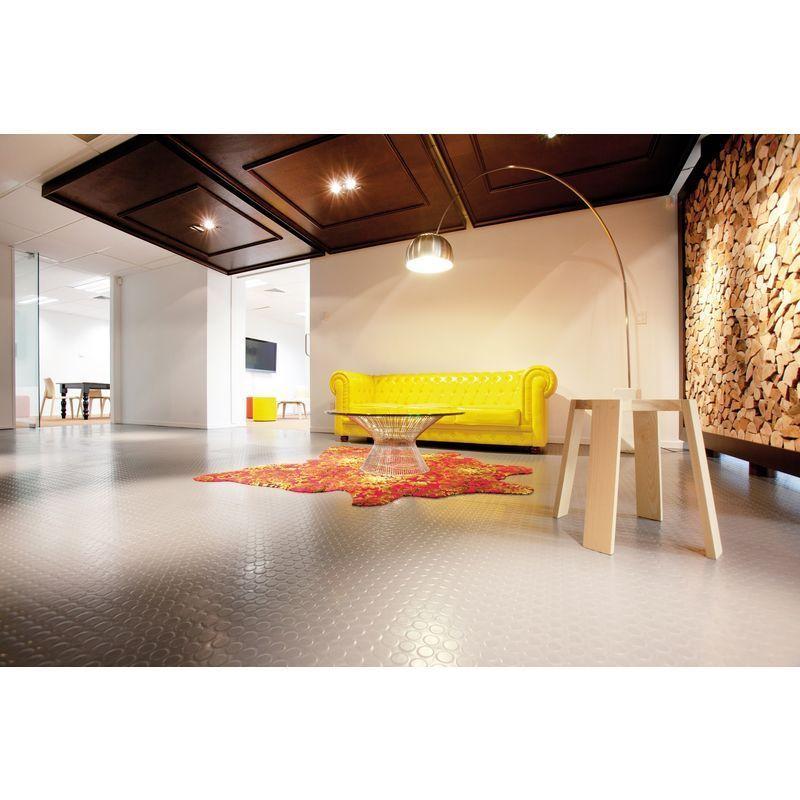 Dalle Caoutchouc Pastillée Gris Clair 5 00 Mètre Carré Naturasol Loft Bed Home Decor Decor