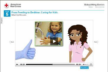 babysitting online