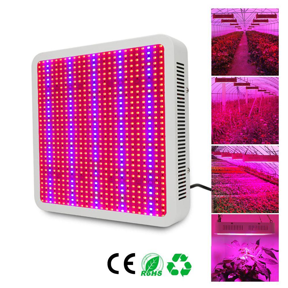 Full Spectrum 800W Led Grow Light Red Blue White Uv Ir 400 x 300