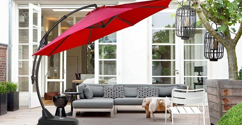 cantilever patio umbrella patio umbrella