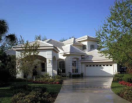 Plan 6311hd Affordable Luxury Mediterranean Style House Plans Mediterranean House Plans Contemporary House Plans