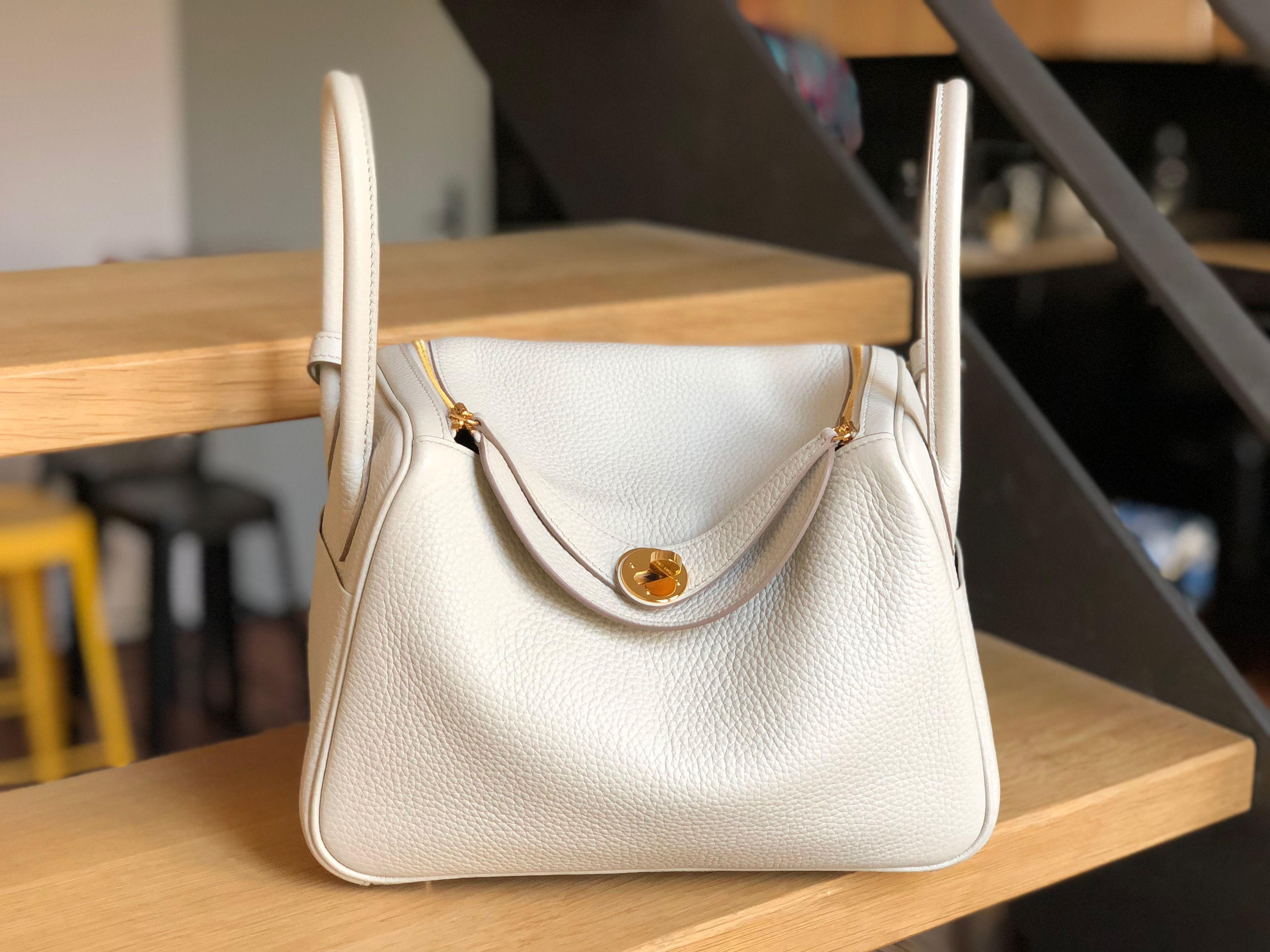 750e734b59 Hermès Lindy 26 Beton ghw | Hermès in 2019 | Hermes, Bags, Bucket Bag