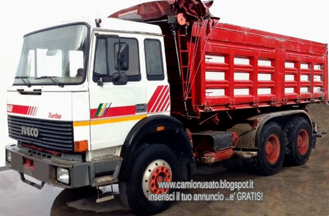 Camion usati e mezzi industriali iveco special for Camion hospitality usati