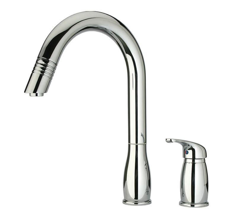 MUELLER INDUSTRIES Hot and Cold Faucet
