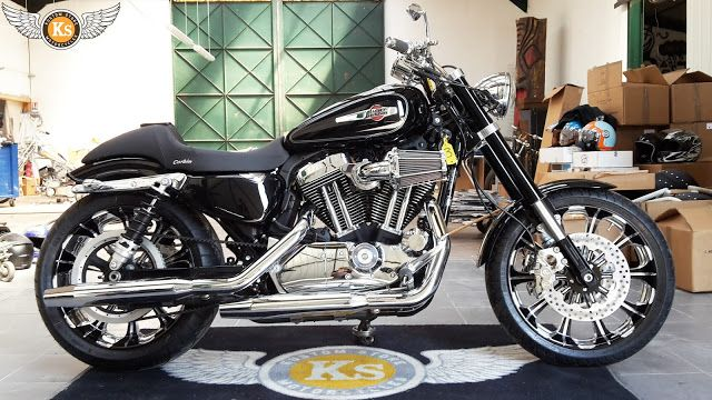 kustom store motorcycles sportster black forty eight ks motorcycles avis 48 performance machine. Black Bedroom Furniture Sets. Home Design Ideas