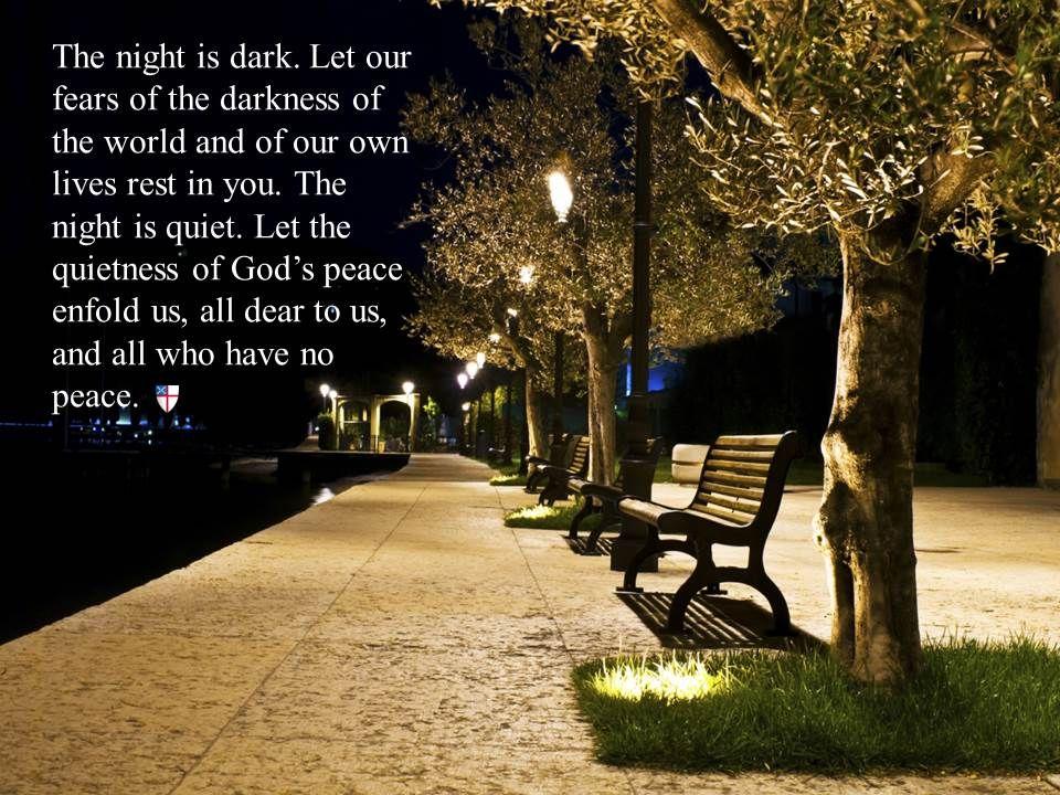 Evening Prayer ~ from A New Zealand Prayer Book   Sayings