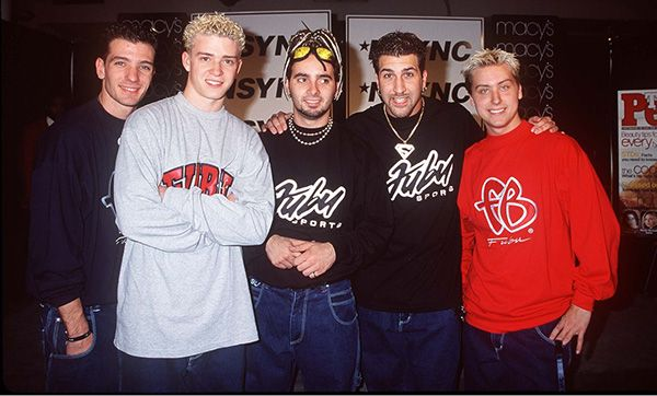 f765801c0 when everyone rock fubu. Guys would wear baggy shirts and get streaks in  their hair. They would also wear wrist bands to cover their cuts.