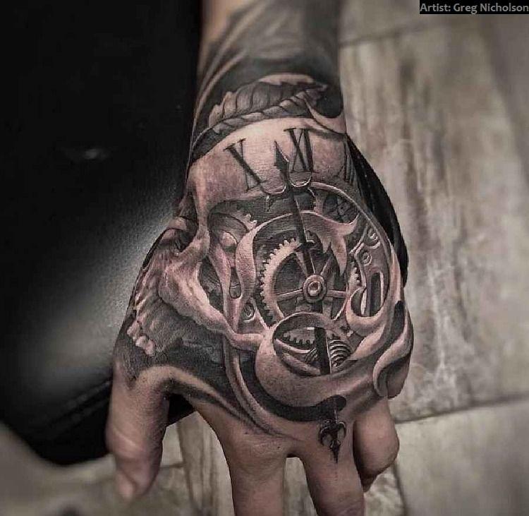 Photo of #tattoo #tätowierung #kunst #körperkunst #idee #design