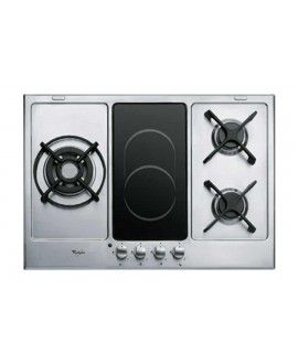 Whirlpool Akt759 Ix 75cm Gas Electric Hob Combination Of Functionality