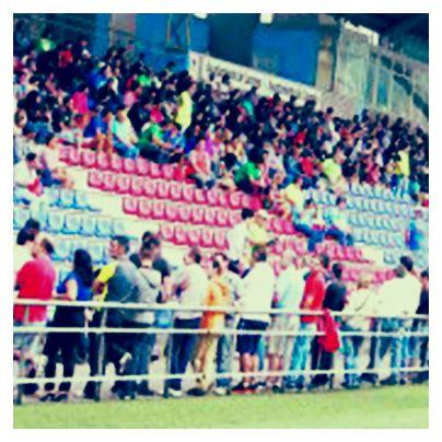El estadio del Ganzábal recibe a 1.200 aspirantes que optan a 34 plazas de peón http://ow.ly/obTAJ