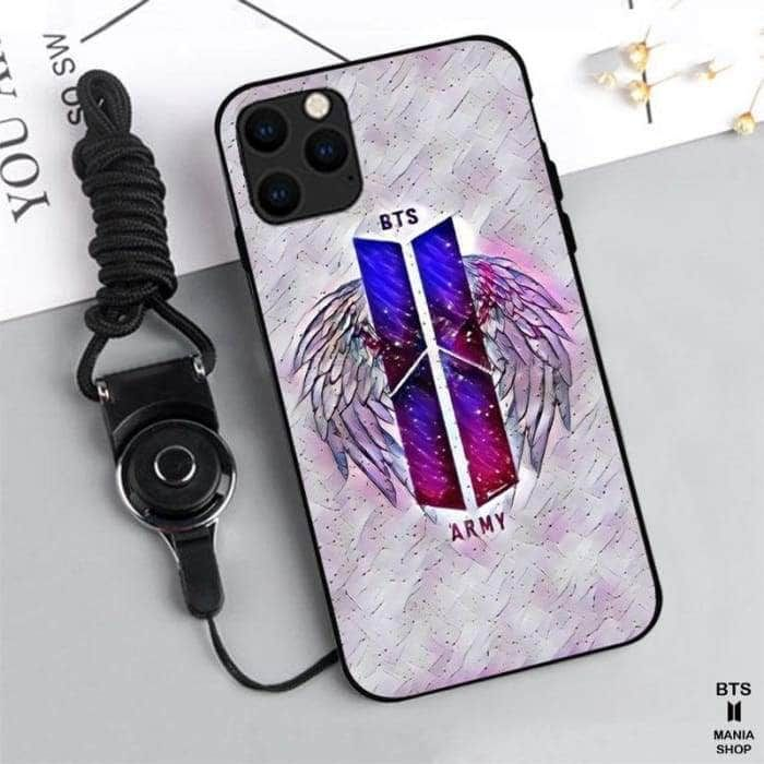 방탄소년단 x Symbol iPhone 11 Case - iPhone 11 Pro