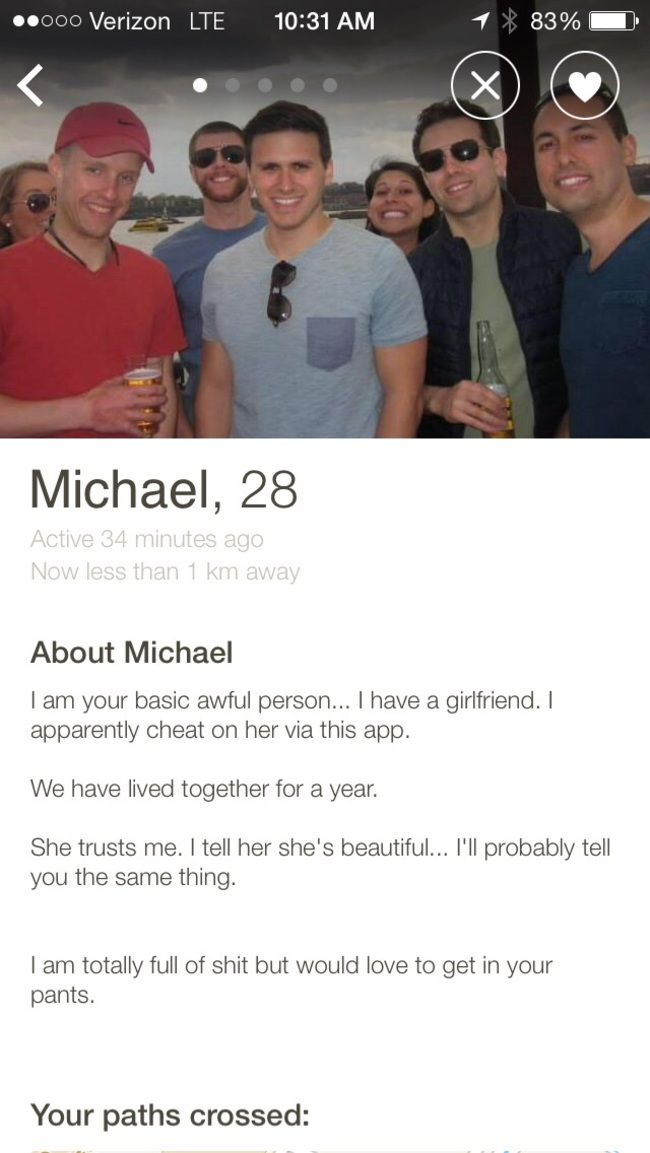 9 Tinder Cheaters Got Shamed By Their Exes - Nice glasses tho...