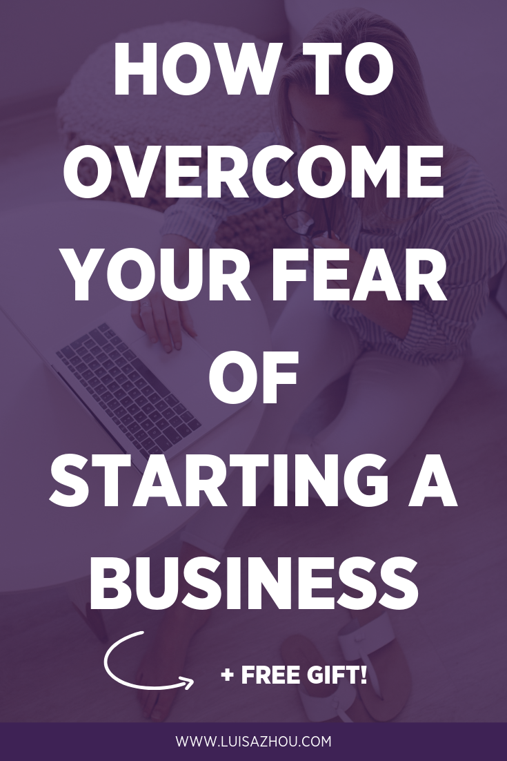 How to Overcome Your Fear and Start a Business Today is part of Starting a business, Coaching business, Entrepreneur resources, Overcoming, Business, Entrepreneur mindset - How do you overcome your fear of starting a business  Today, I walk you through the exact steps so you can get started TODAY