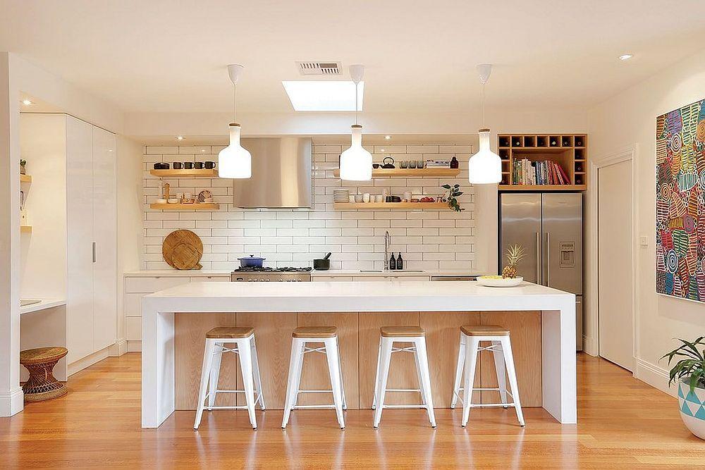 50 Modern Scandinavian Kitchens That Leave You Spellbound White Modern Kitchen Scandinavian Kitchen Renovation Interior Design Kitchen