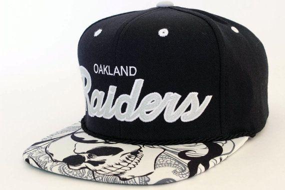 Handcrafted Custom Oakland Raiders