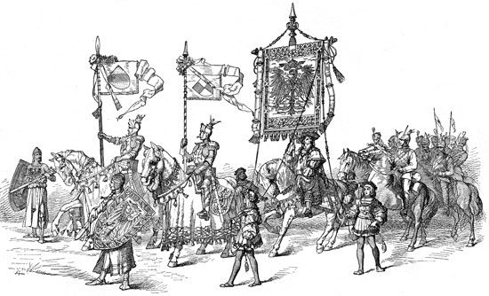 By the late Middle Ages, the Western medieval economy