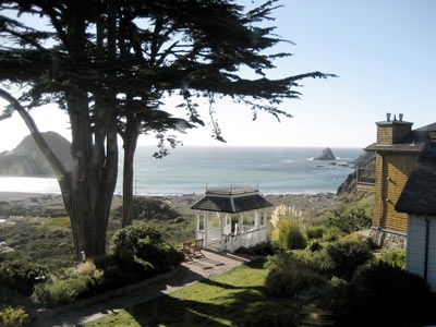Elk Cove Inn In California And Mendocino Ah Romance