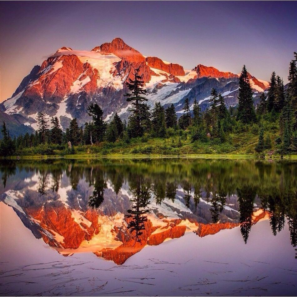 #Nature photography sunsets #nature  sunsets #mountain  ...PUSH and choose ...Image 1 of 6