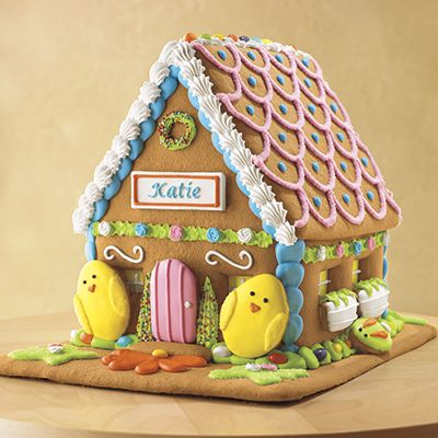 Make your little chickies smile with a personalized easter house make your little chickies smile with a personalized easter house just for them negle Images