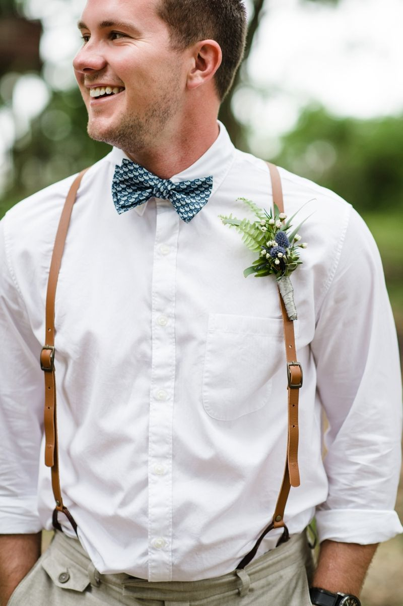Groom Leather Strap Suspenders Sweet Julep Photography Santa Rosa Beach Wedding Planning Tips