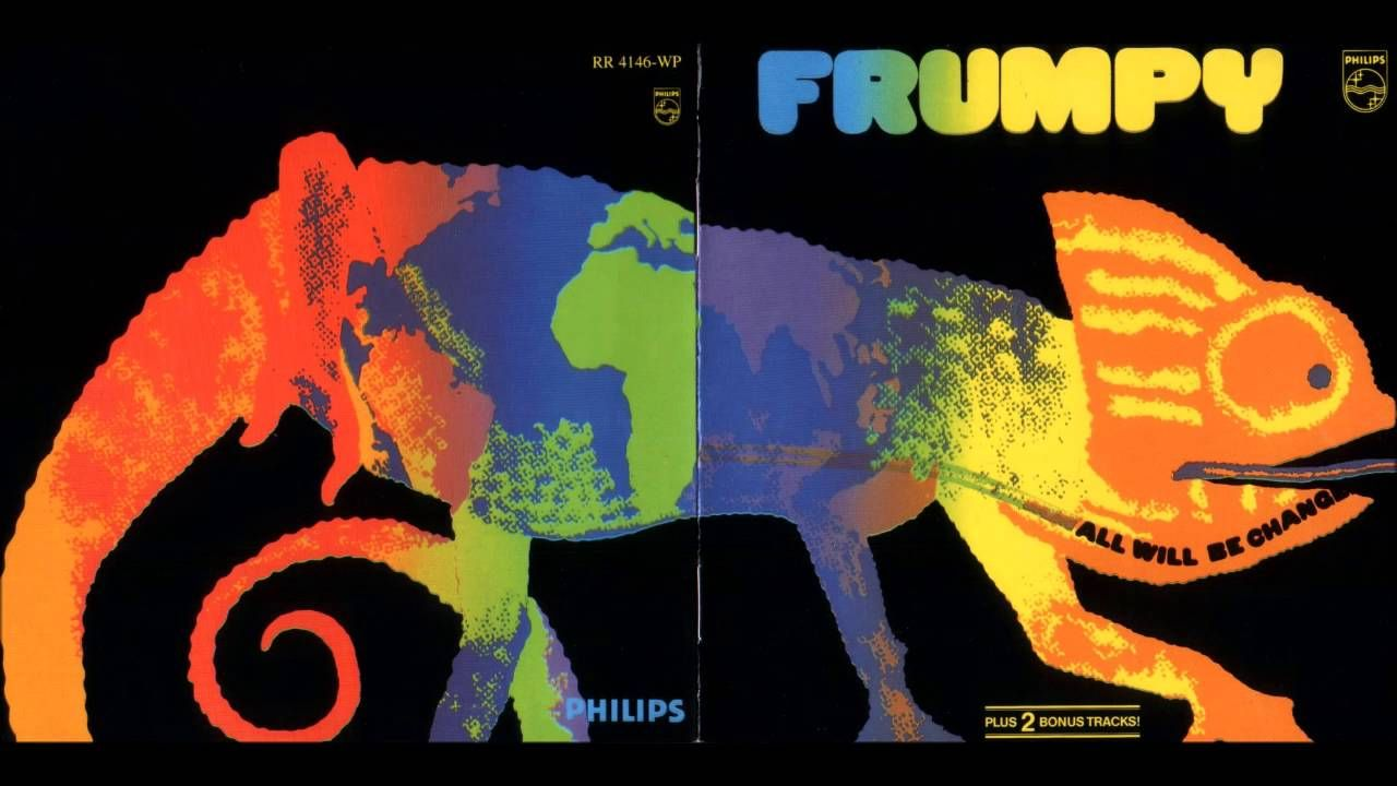 Frumpy: All Will Be Changed (1970) [Full Album]