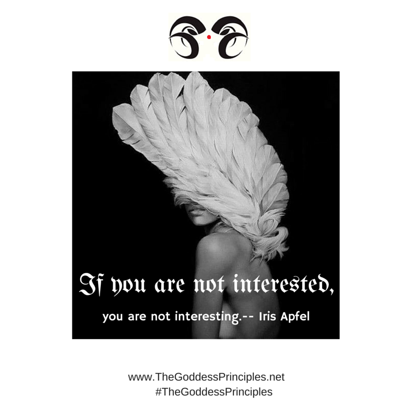 Pay no attention at all, to the ones who pay no attention to you. This is for my girl @juliannenyc #TheGoddessPrinciples #irisapfel #irisapfelquote #interested #notinterested #interesting #notinteresting #repost #ignore #ignored #ignorehim #healthyrelationships #lovehaterelationship #godessoflove #datingcoach #callmegoddess #goddessvibes #womenwholift #womenwhoinspire #womenwhorule #womenwholead #lovegoddess #payattention #payattentiontome #quotes #quoteoftheday #quoted #followme…