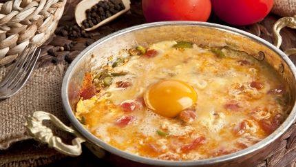 طريقة عمل الشكشوكة السعودية Recipe Egg Dish Cooking Easy Dishes