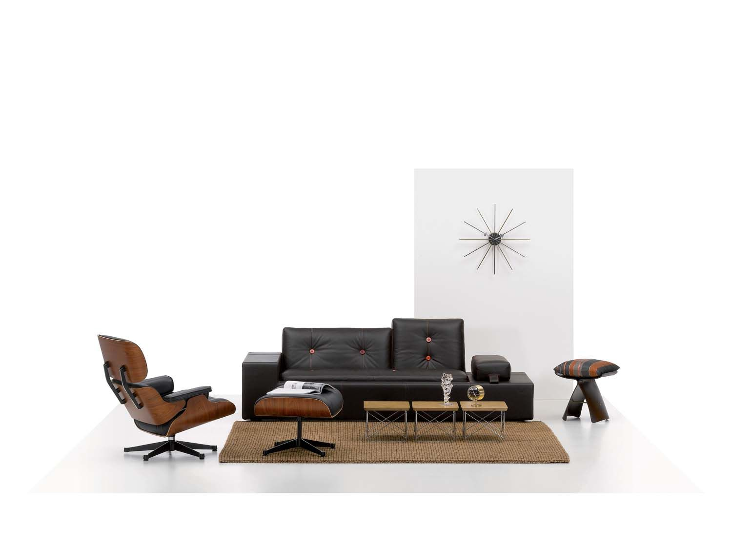 Eames Lounge Chair Vitra Furniture Contemporary Chairs Eames Lounge Chair