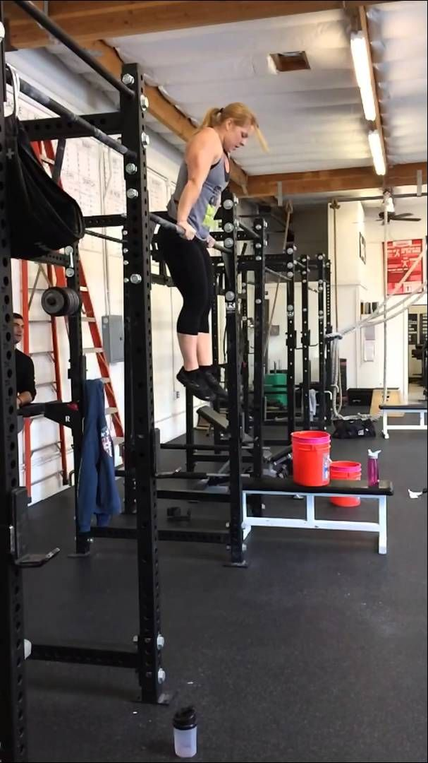 Bar muscle ups modified glide kip slo mo unbroken
