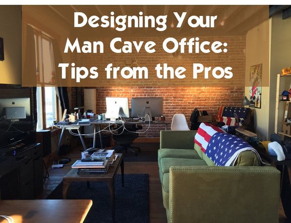 Man Cave Kristan Green : Man cave office: how personalizing will make you happier