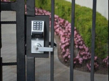 New Keypad Locks For Gates And Keypad Gate Lock Gate