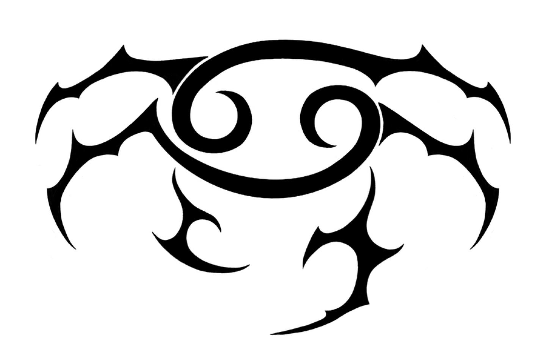 cancer zodiac sign tattoos for men cancer zodiac tattoos stuff rh pinterest co uk astrology cancer symbol tattoos cancer zodiac symbol tattoo design