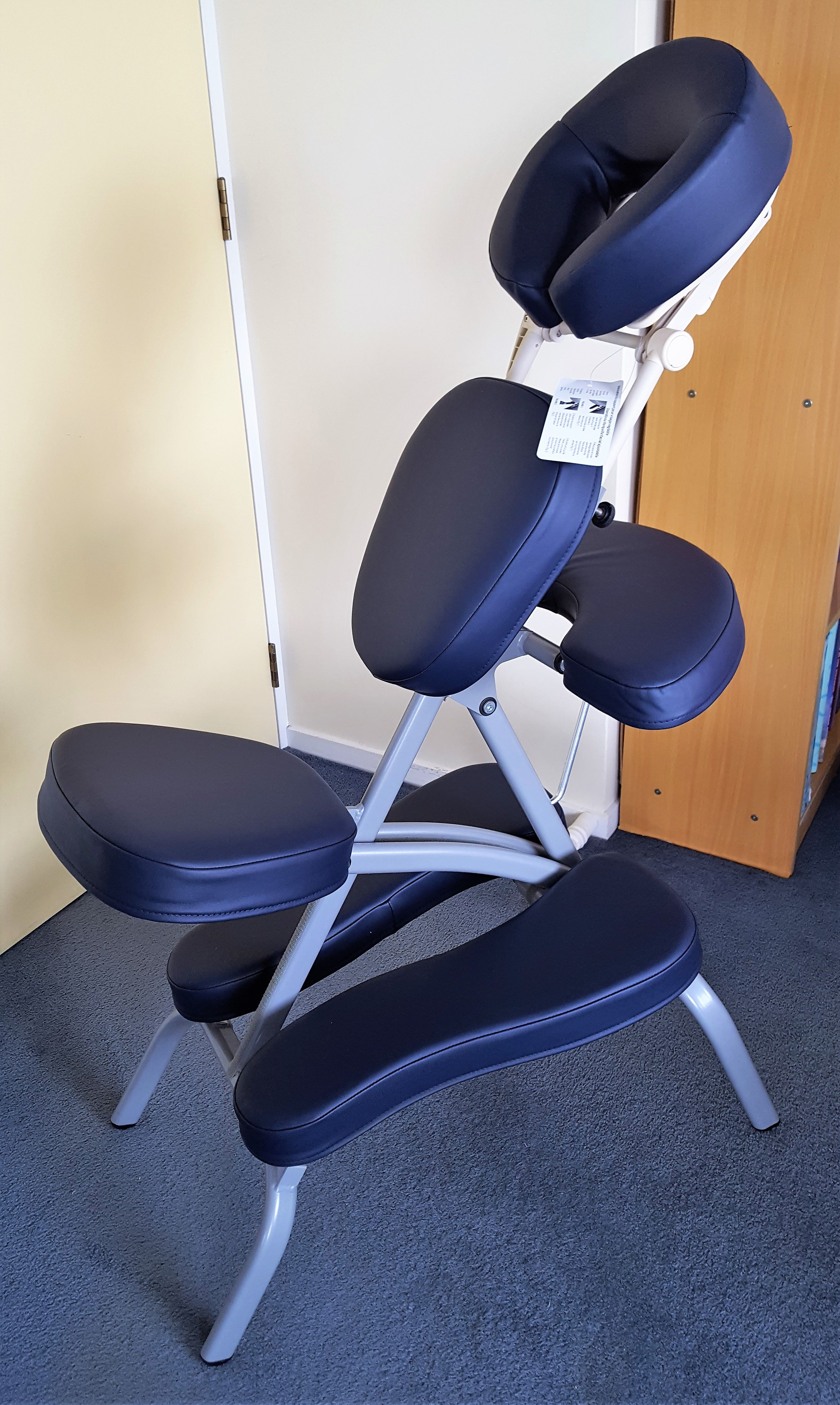 My favorite NZ-made massage chair to work with at ...