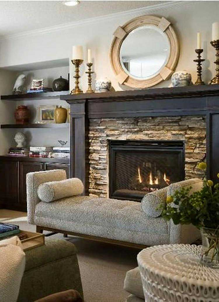50 Best Corner Fireplace Ideas In The Living Room 35 ...